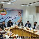 حضور مدیرعامل شرکت آب و فاضلاب لرستان در جلسه شورای اسلامی استان