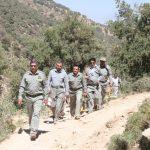 رفع آلایندگی از مراتع مناطق کوگان و کلدر