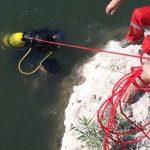 کشف پیکر جوان ۳۰ ساله در رودخانه سزار