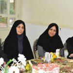 بازدید مدیر کل دفتر امور بانوان و خانواده از سرای سالمندان صدیق