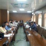 برگزاری جلسه بررسی صنایع آلاینده در لرستان