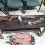دستگیری عامل شکار ۳ راس گراز در پلدختر
