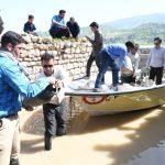 توزیع ۶ هزار لیتر سوخت رایگان به قایقهای امدادی شهرستان کوهدشت