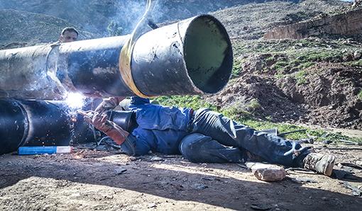 خسارت ۳۰۰میلیارد تومانی شرکت آب و فاضلاب لرستان در جریان سیل فروردین ۹۸