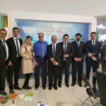 حضور چشمگیر داروسازی دکتر جهانگیر در نمایشگاه ایران بیوتی و کلین
