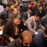 حضور مدیریت و کارکنان راه و شهرسازی لرستان در جلسه تلاوت و تفسیر قرآن کریم