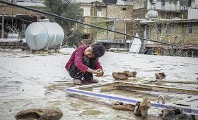 ۱۲۸۰ کودک در مهدهای کودک مناطق سیلزده حضور دارند