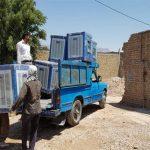 کمک نقدی موسسه خیریه کوثر ترکیه به سیلزدگان لرستان