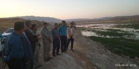 احیاء تالاب گوری بلمک پلدختر با مشارکت ذینفعان انجام می گیرد