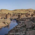 ثبت مشترک پل تاریخی گاومیشان به نام لرستان و ایلام