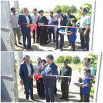 افتتاح دو طرح تولیدی در ششمین روز از هفته جهادکشاورزی