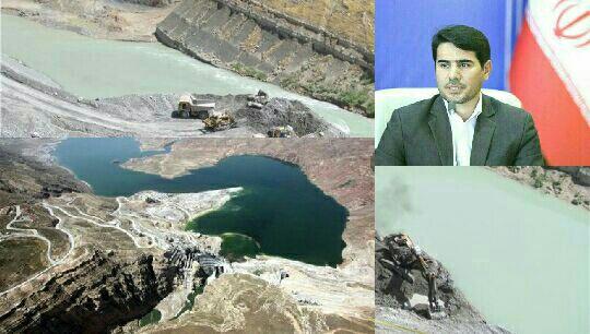آقای وزیر نیرو برای افتتاح سد معشوره کوهدشت آمده اید یا انتقال آب از سد سیمره به رومشکان، کوهنانی و طرهان
