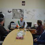 بازدید مدیر شرکت ملی پخش فرآورده های نفتی منطقه لرستان از سد رودبار الیگودرز