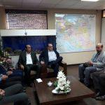 بازدید نماینده مردم خرم آباد و چگنی از بیمارستان شفا