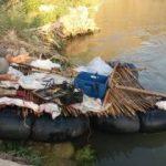 دستگیری صیاد متخلف در شهرستان چگنی/ ضبط ۳۵ قطعه ماهی