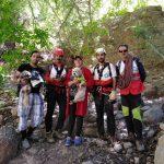  نجات جان گردشگران تهرانی به همراه دو قلاه سگ در آبشار آب گرمه دورود