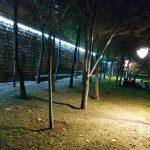 تکمیل و توسعه سیستم روشنایی در سطح پارکها/ توجه شهردار به مطالبات خبرنگاران