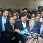 زیرگذر بهارستان خرم آباد افتتاح شد