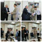 رئیس اداره برنامه و بودجه راهداری لرستان منصوب شد