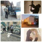 تلاش شبانه روزی نیروهای نوسازی مدارس لرستان در آستانه سال تحصیلی جدید