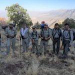 پایش و بررسی منطقه سفید کوه خرم آباد/ مناطق تحت مدیریت مامن ذخایر ژنتیکی کشور هستند