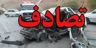 تصادف در محور الشتر به فیروزآباد ۴ کشته برجا گذاشت