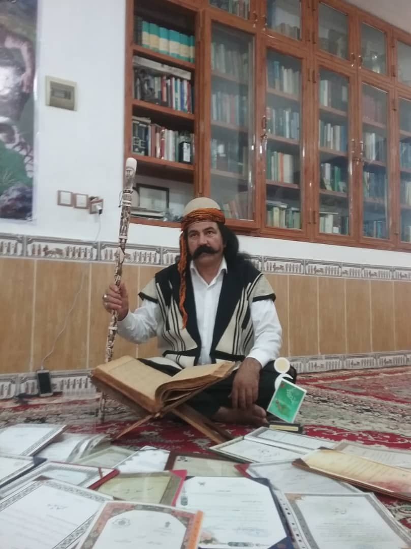""""""" نبض شاهنامه"""" در کاکاشرف"""