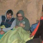 امدادگران کوهدشتی کوهنوردان گرفتار را نجات دادند