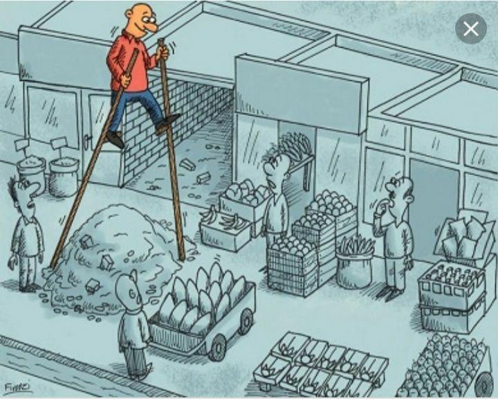 معضلی به نام سدمعبر در خرم آباد/ نظارت ضعیف در بحث سدمعبر