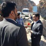 بازدید از روند پروژههای متعدد آبفای لرستان / تامین آب پایدار در مناطقی از شهر خرمآباد