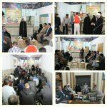 """در آستانه هفته کتاب/ برنامه""""رهایی  با کلمات"""" در زندان دورود برگزار شد"""