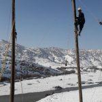 برق ۴۴۵ روستای استان لرستان وصل شد