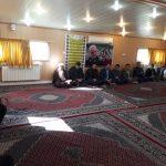  برگزاری مراسم گرامیداشت سردار شهید حاج قاسم سلیمانی در اداره کل نوسازی مدارس لرستان
