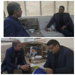پیگیری صدور اسناد مالکیت فرودگاه خرم آباد