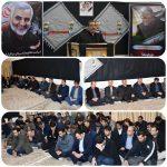 شهادت رمز اقتدار نظام مقدس جمهوری اسلامی