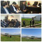 بازدید از پروژه های در دست ساخت شهرستان چگنی