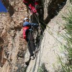 نجات دو ڪوهنورد در ارتفاعات سفید ڪوه توسط هلال احمر لرستان