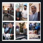 افتتاح سفره خانه سنتی گپ در خرم آباد