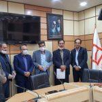 امضای تفاهم نامه بین اداره کل نوسازی مدارس لرستان و بانک مسکن