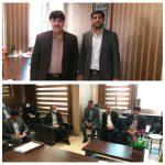 بازدید منتخب مردم سلسله و دلفان از اداره کل آموزش فنی و حرفه ای استان لرستان