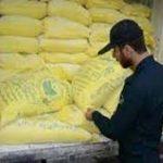 کشف ۳۷۵ کیسه آرد قاچاق در بروجرد