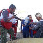 نجات جان کوهنورد ۴۵ ساله از یخچال های یخی ازنا