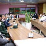 تجلیل از جهادگران خط مقدم مبارزه با ویروس کرونا در لرستان