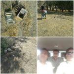 دستگیری صیادان غیر مجاز پرنده در پلدختر
