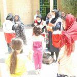 آغاز طرح تابستانی کاروان های سلامت و نیکوکاری جمعیت هلال احمر خرم آباد در سطح روستاها و مناطق محروم