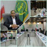 برگزاری بیستمین جلسه شورای نظام مهندسی کشاورزی و منابع طبیعی استان لرستان