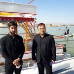 شروع قایقرانی قایقرانان در دریاچه های شاپوری و کیو خرمآباد