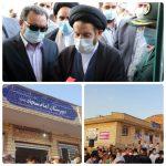 پروژههای محرومیتزدایی درشهرستان پلدختر افتتاح شد