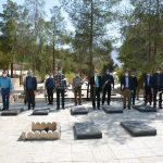 آیین بزرگداشت هفته دفاع مقدس در مخابرات منطقه لرستان