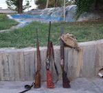 کشف و ضبط سه قبضه اسلحه از متخلفین زیست محیطی در استان
